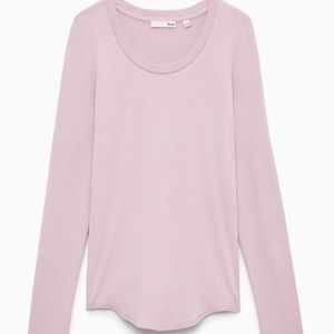 Aritzia long sleeve t shirt